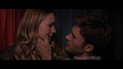 The Longest Ride (Movie) - 'I Don't Want To Lose You' TV Spot - Screenshot