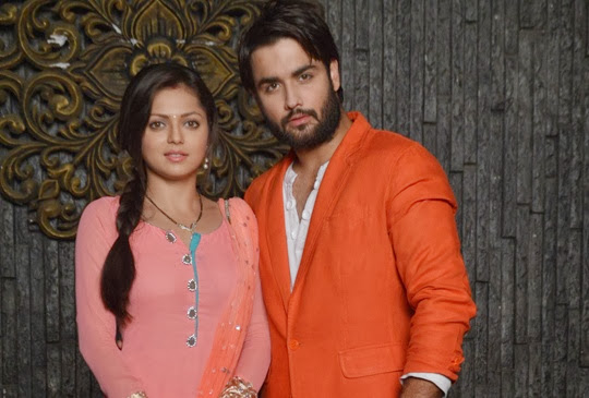 Vivian Dsena & Drashti Dhami Couple HD Wallpapers Free Download