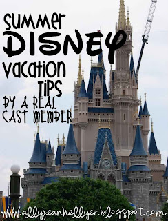 Disney World Tips from a Cast Member