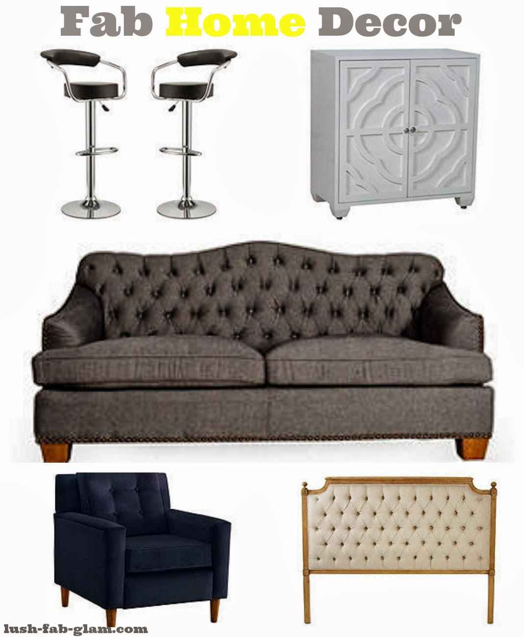 Lush fab glam blogazine fab deals friday shop for home for Furniture sales today