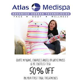ATLAS MEDISPA [FACIAL SPONSOR]