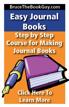 Learn How to Make Journal Books