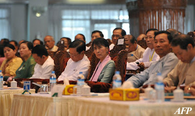 Tu Maung Nyo – People Desire to Change Constitution in Burma