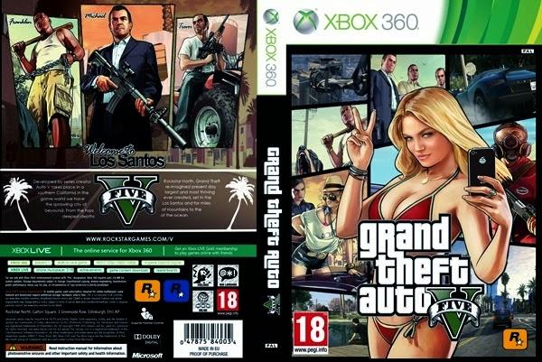 GTA V - Download GTA V XBOX360 Torrent