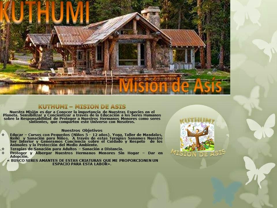 KUTHUMI - MISIÓN DE ASIS