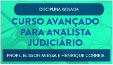 curso avançado analista