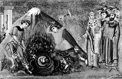 Γεωργικά εργαλεία και μηχανές του Βυζαντίου