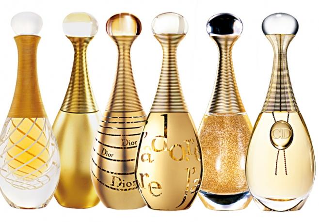 La bellezza si vede, il fascino si sente.: J\'adore Dior: il profumo ...