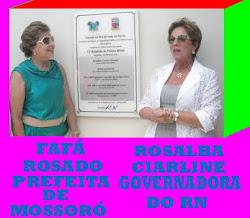 ROSALBA CIARLINE ROSADO