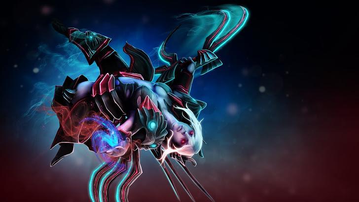 dreadhawk set vengeful spirit shendelzare dota 2 game hero