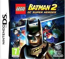 Lego Batman 2 DC Super Heroes   Nintendo DS