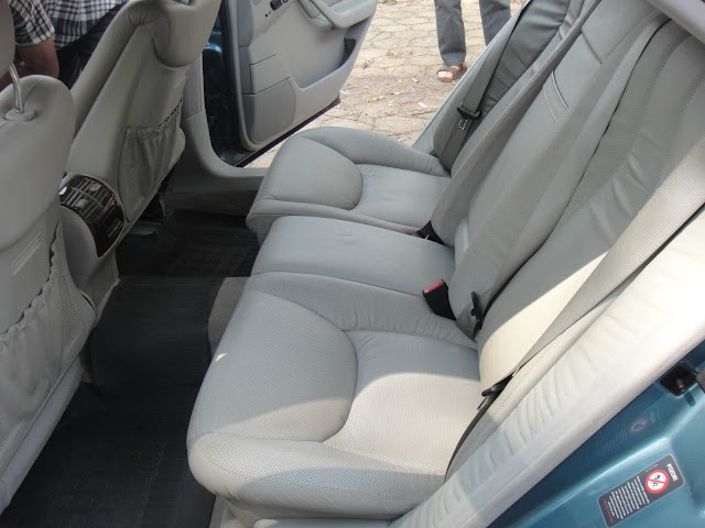 Mercedes-Benz Classe S 320 2002 usado