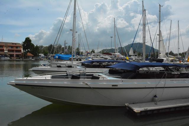 Boat Lagoon Phuket
