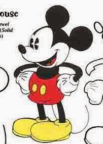 http://manualidadesreciclables.com/15595/minie-y-mickey-mouse-en-foami