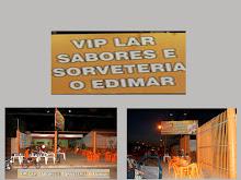 Visite o Restaurante do Edimar, na   Avenida 1, Nº 902 no Parque Alvorada em Timon