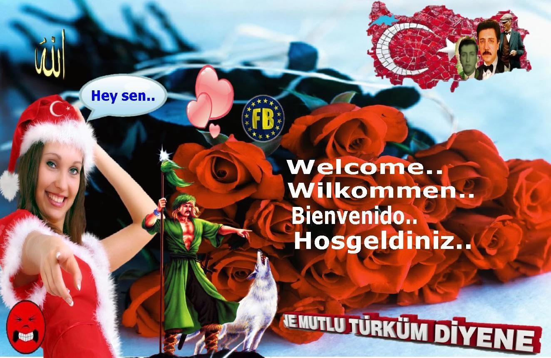 Hoşgeldiniz (Welcome) Buket Turkay secretaryship