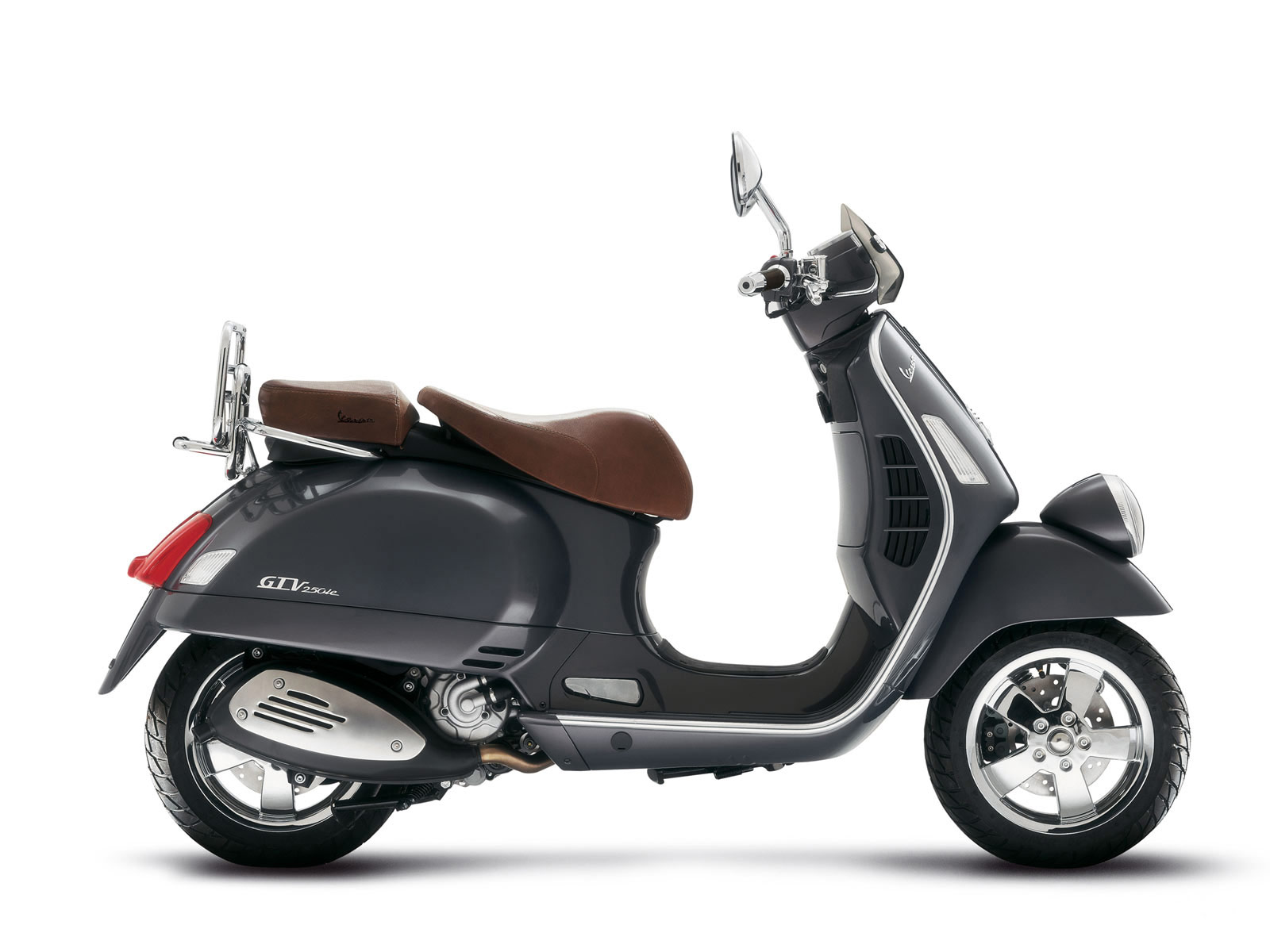 2007 Vespa Gtv 250 Ie Scooter Pictures