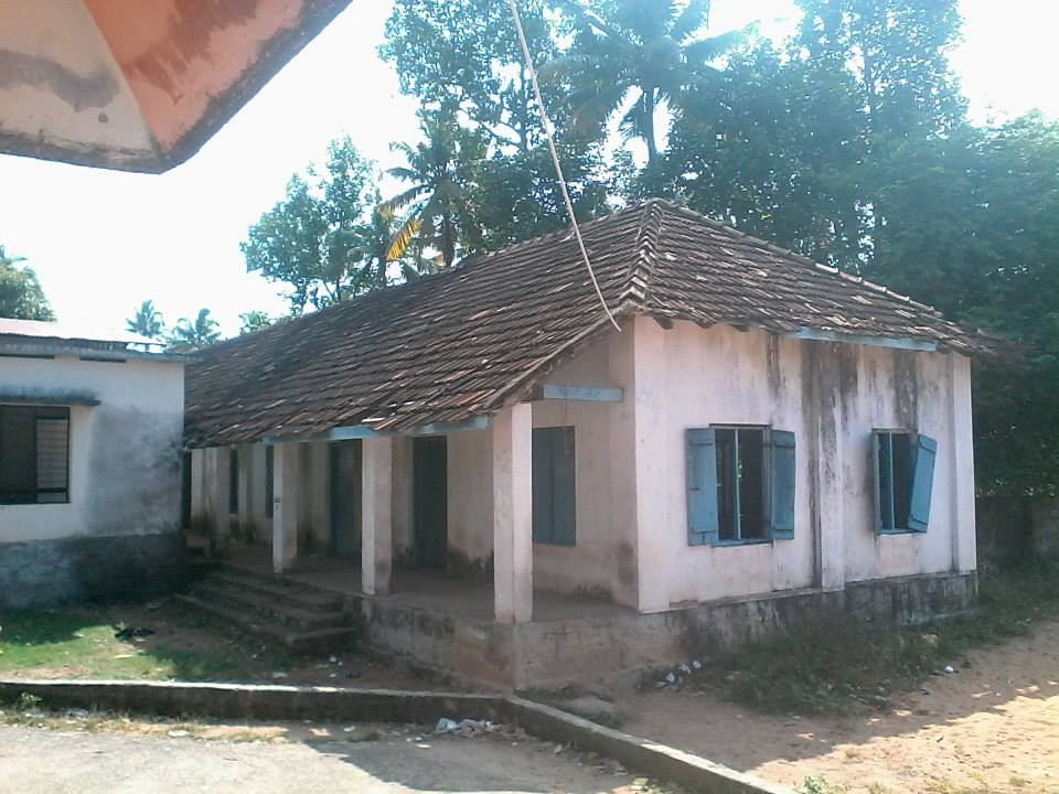 Gvhss Valathungal School Old