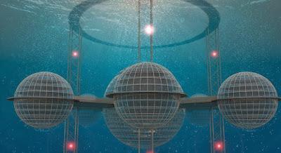 Ατλαντίδα: Σχεδιάζουν την υποβρύχια πόλη