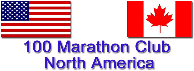 North America 100 Marathons