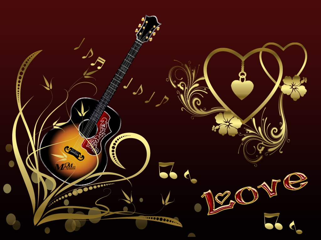 Simple Wallpaper Music Deviantart - Love_Is_Music_To_The_Soul_Wallpaper_253t7  Picture_433463.jpg
