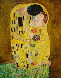 """""""EL BESO"""", Gustav Klimt"""