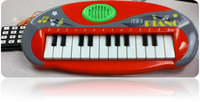 Auto Composing Piano