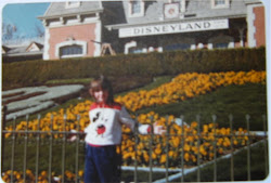 My First Visit To Disneyland 1981