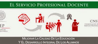 Servicio Profesional Docente