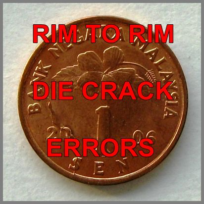 Rim To Rim Die Crack Errors.