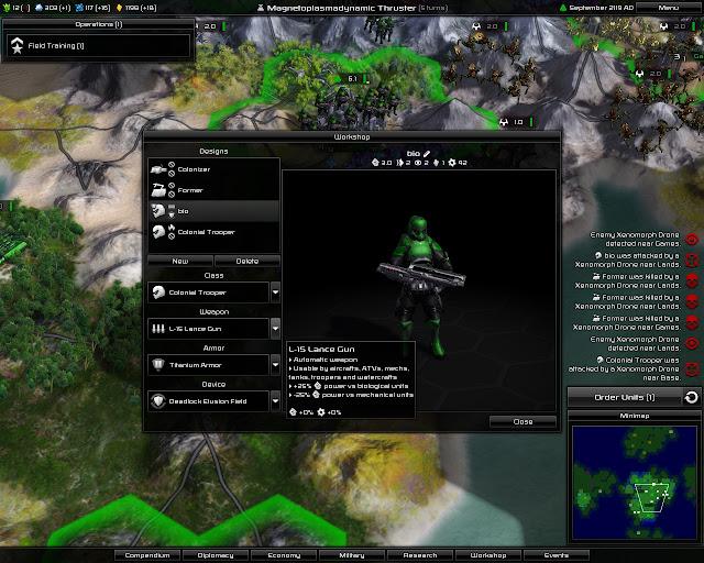 Pandora: First Contact - Alien Aggression Screenshot