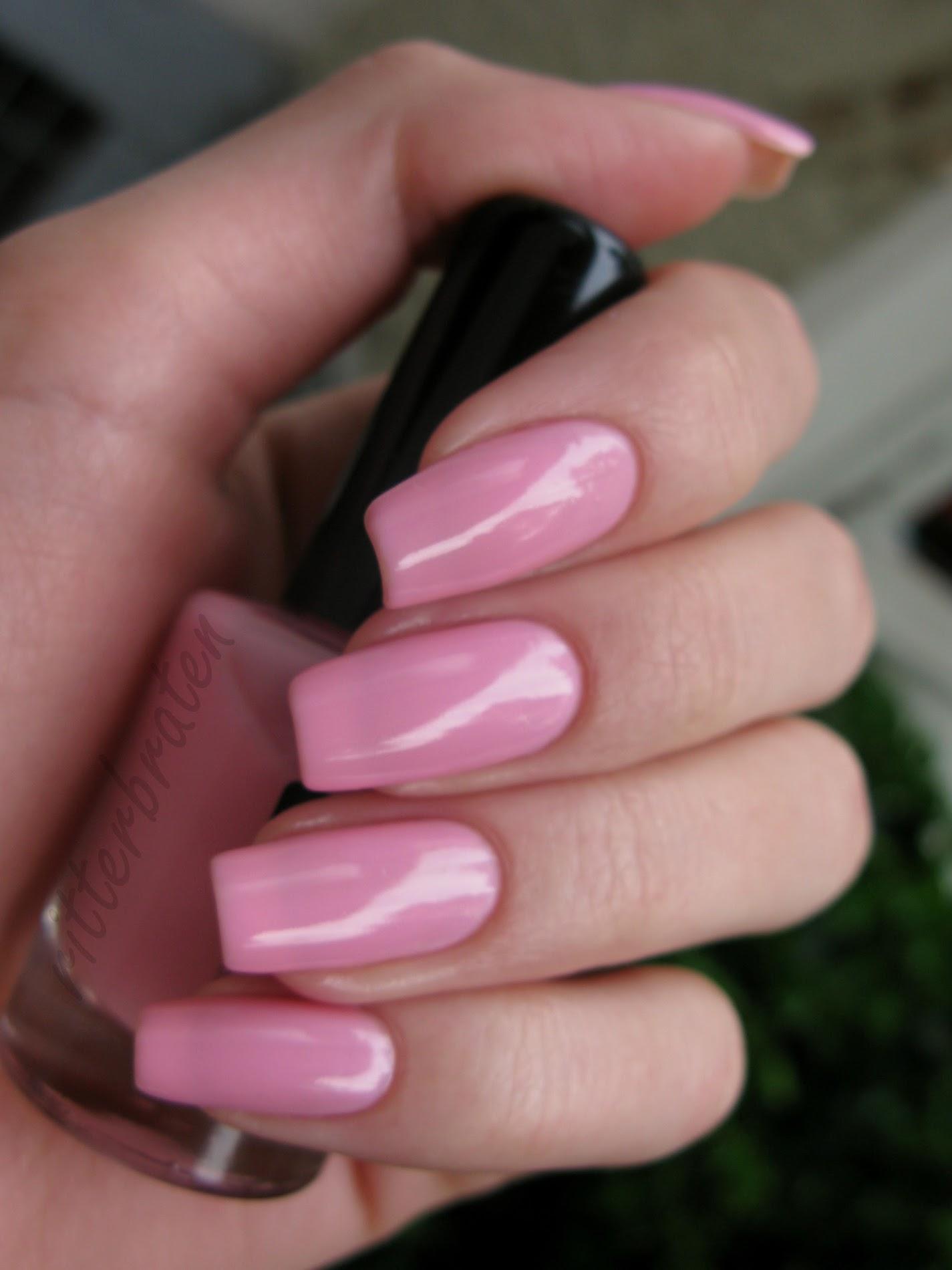 Cliché Sonho verniz swatch nail polish