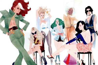 Fashion X-Men
