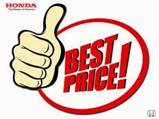 Harga Mobil Honda Palembang