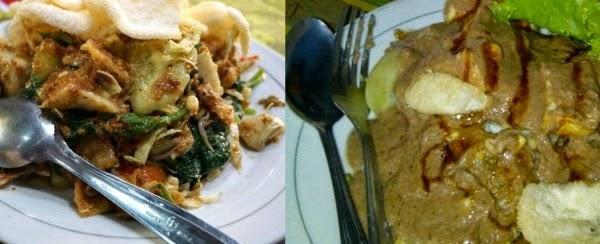Kuliner Lotek & Gado Gado Enak Di Jogja