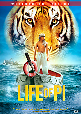 Filme Poster As Aventuras de Pi DVDRip XviD &amp; RMVB Legendado