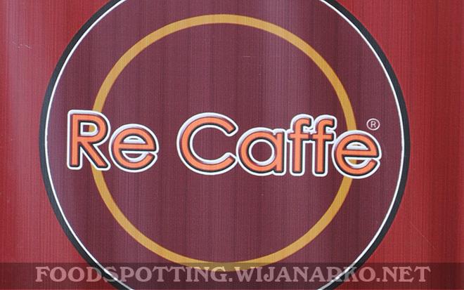 Cappuccino Cincau dari Re Caffe