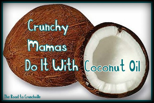 The Road To Crunchville 35 Uses For Coconut Oil