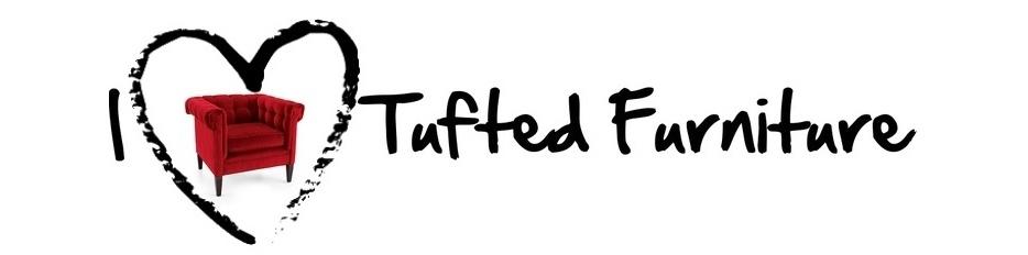 <center>I ♥ Tufted Furniture</center>