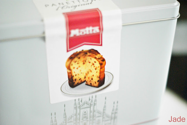 panettone motta boîte collector
