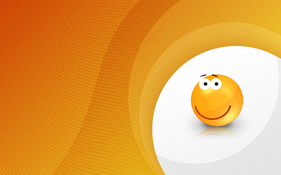 orange_smiley_wallpaper_for_desktop_pc
