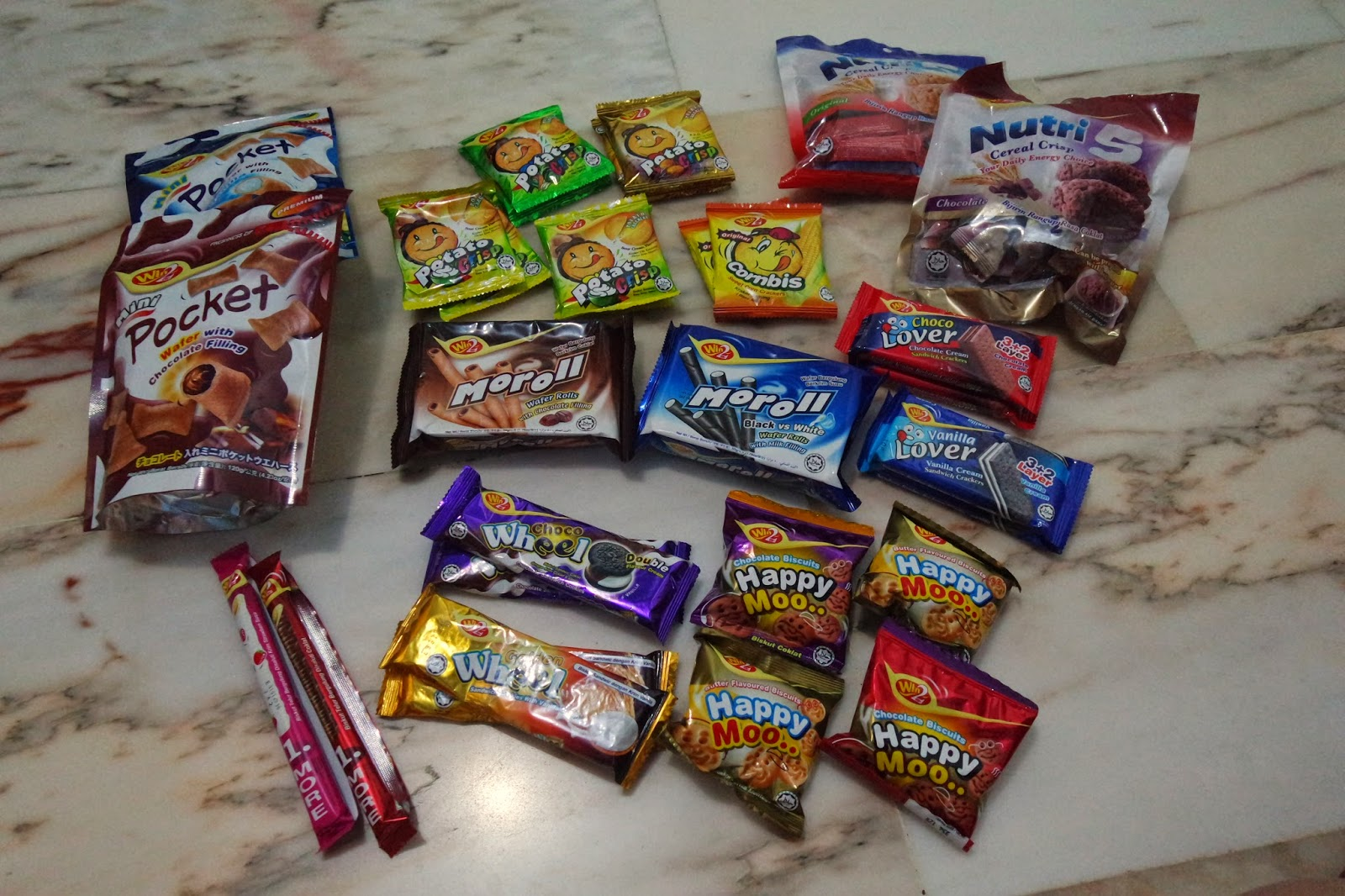 Mia's Review: Win Win Food Snacks [Sponsored] ~ MollyMia