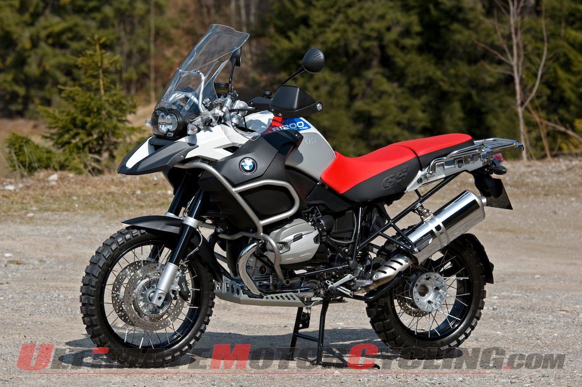 2012 BMW R 1200 GS and 1200 GS Adventure ~ motorboxer