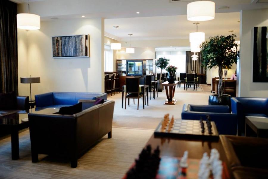 InterContinental Warsaw Warszawa Club Lounge
