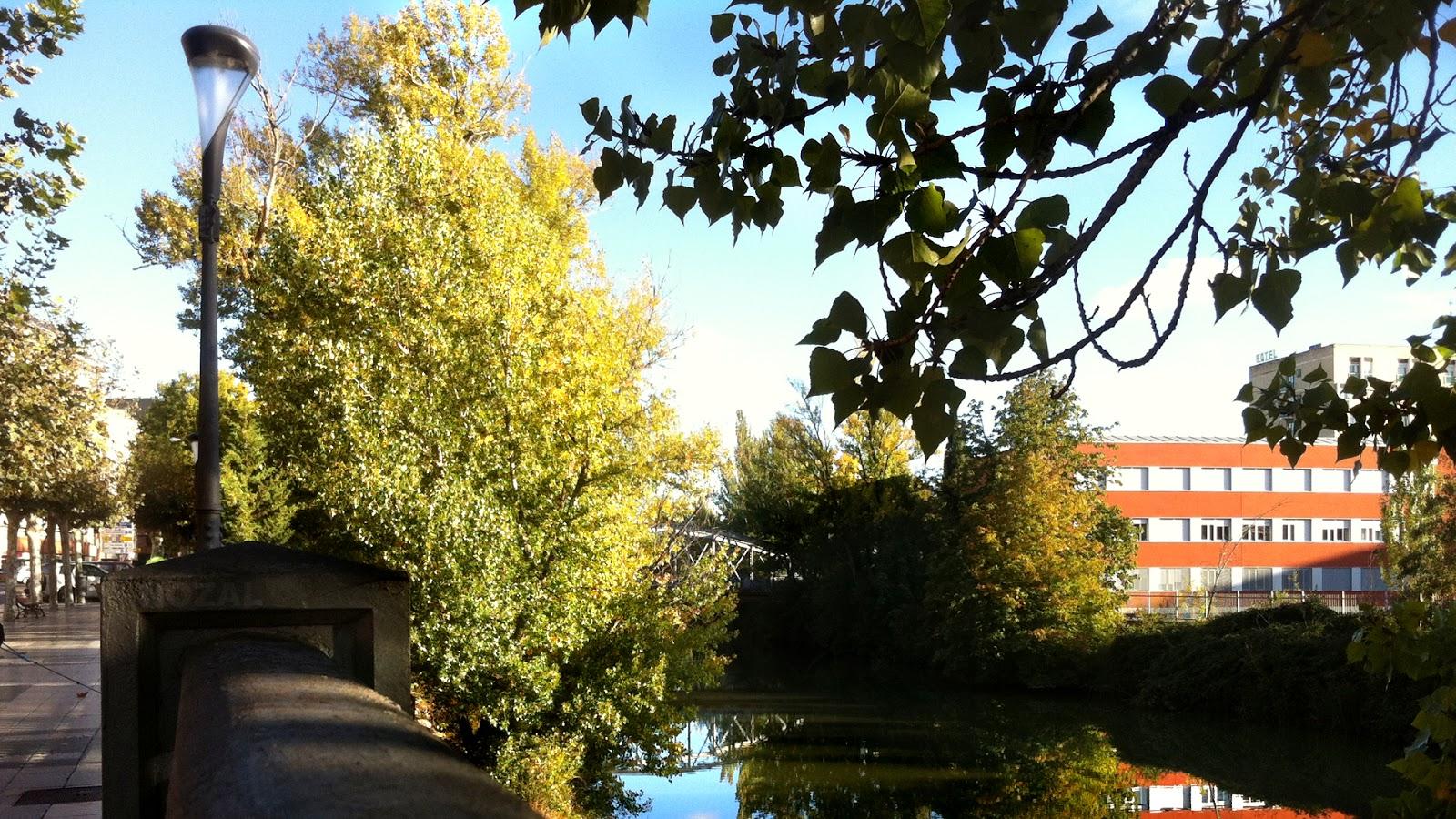 El puente de hierro, 2014 Abbé Nozal