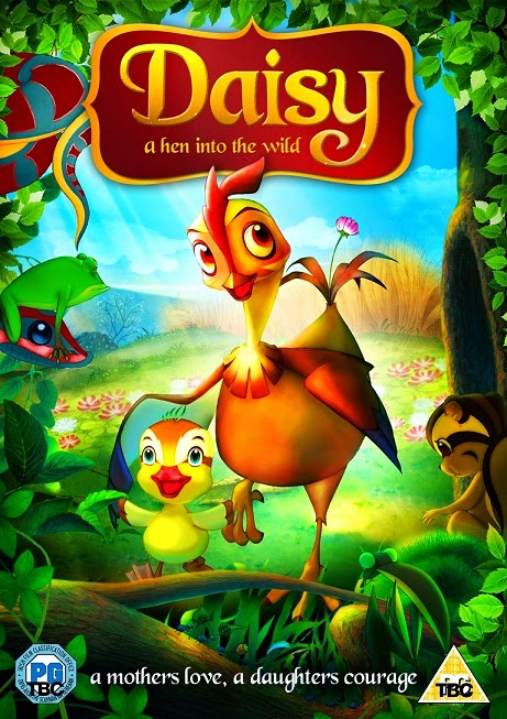 Daisy-A Hen Into The Wild (2014) DVDRip