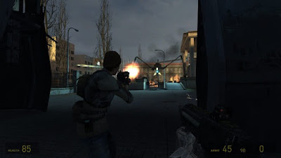 Half Life 2 PC Gameplay for windows PC