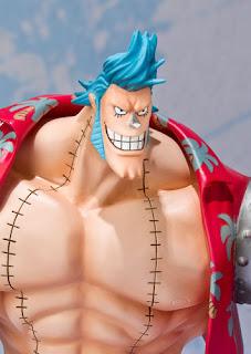 Figuarts ZERO One Piece Franky New World Edition Ver.