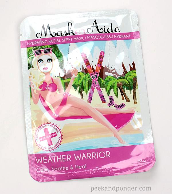 MaskerAide Hydrating Sheet Mask