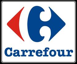 Makna Tersembunyi dari 40 Logo Terkenal di Dunia: Logo Carrefour